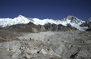 Gokyo 25  trekking to Fifth lakeP 0300