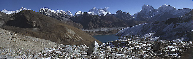Gokyo PAN from Renjo LA P 0650